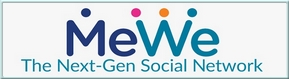 MeWe The social network built on trust, control and love